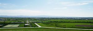 空撮事業(Drone)のイメージ